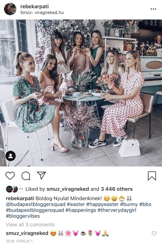 Smúz Café Blogger találkozó