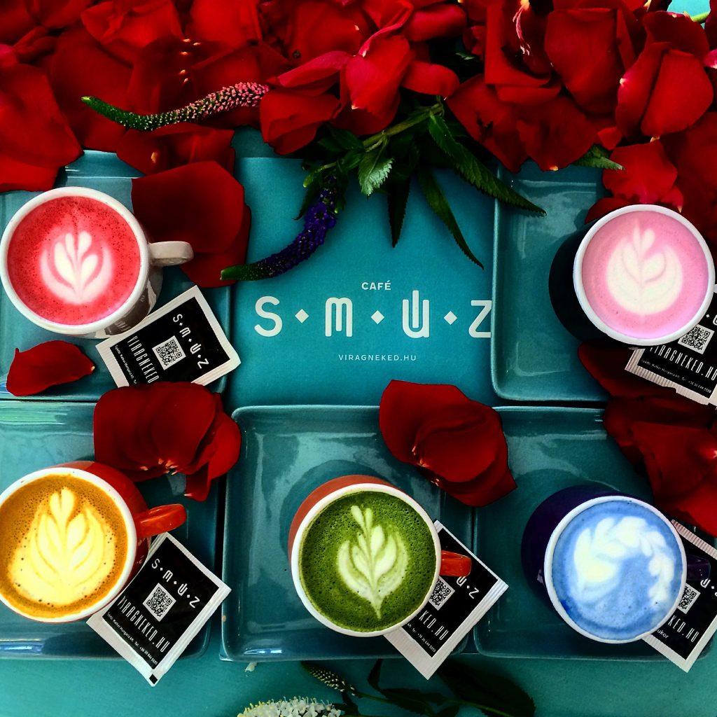 Smúz Café kávék