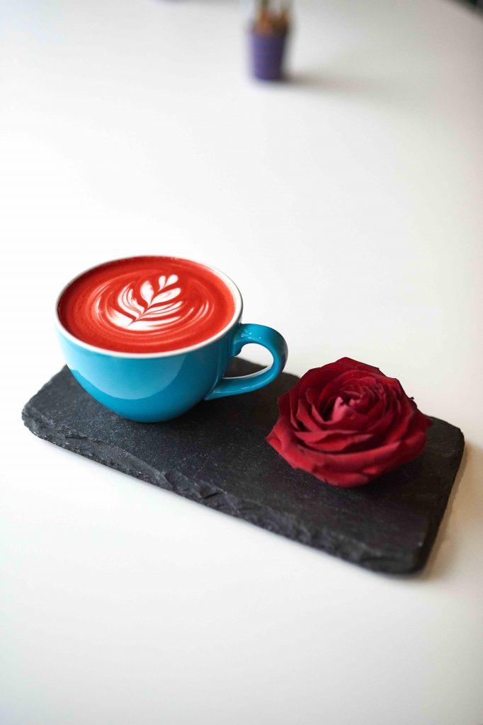 Smúz Café Red Velvet Latte