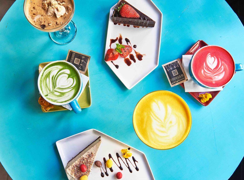 Smúz Café Velvet Latte